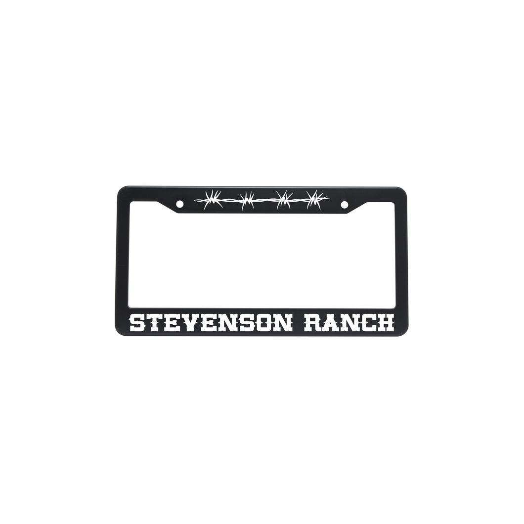 Stevenson Ranch License Plate Frame