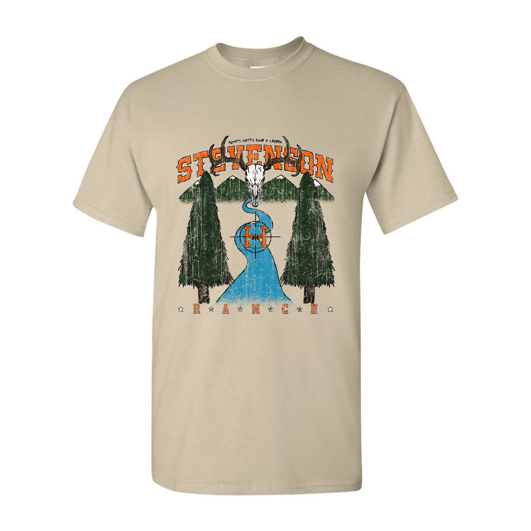 Stevenson Ranch T-Shirt (Tan)