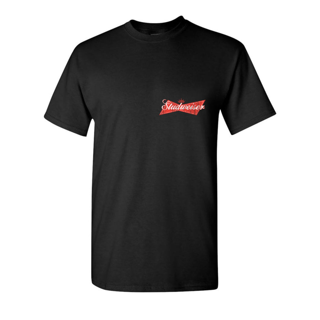 Studweiser T Shirt (Black)