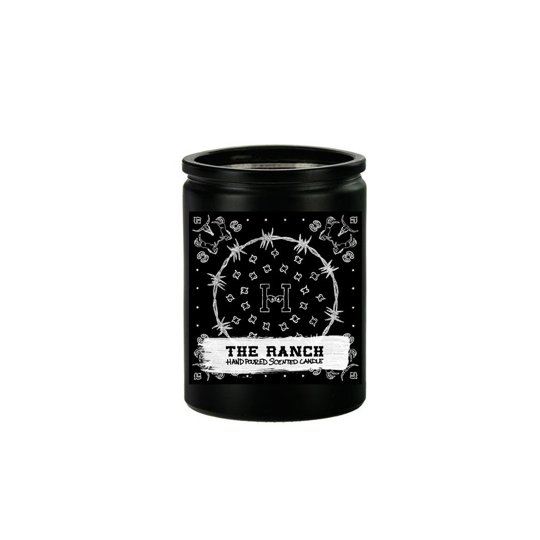The Ranch (Hand Poured Scented 10oz Candle)