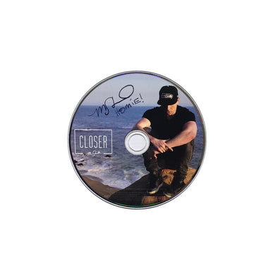 Mike Stud - Closer (Signed CD)