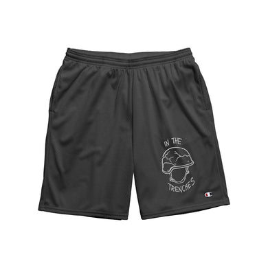 In The Trenches Mesh Shorts