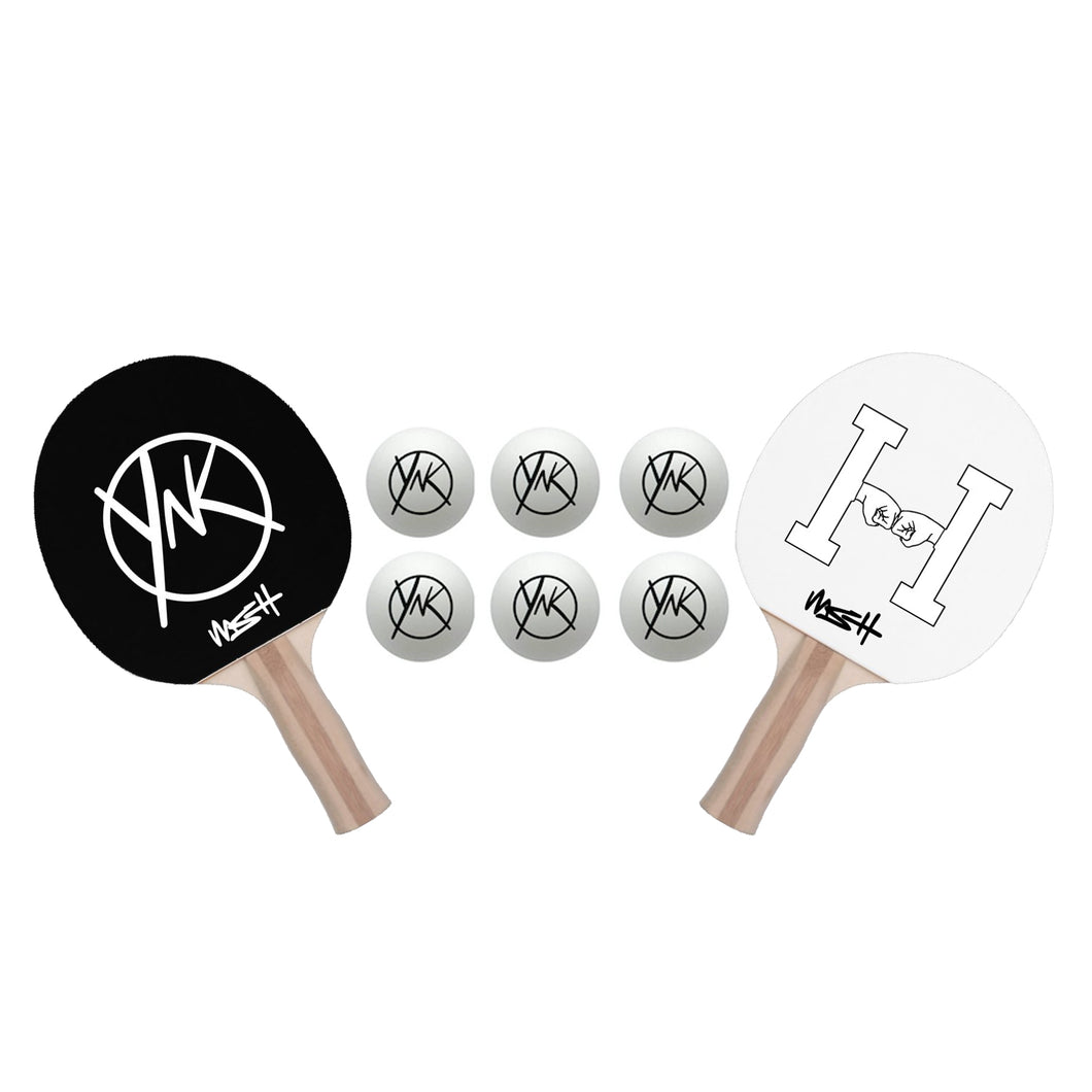 Ping Pong Pack ($75 Value)