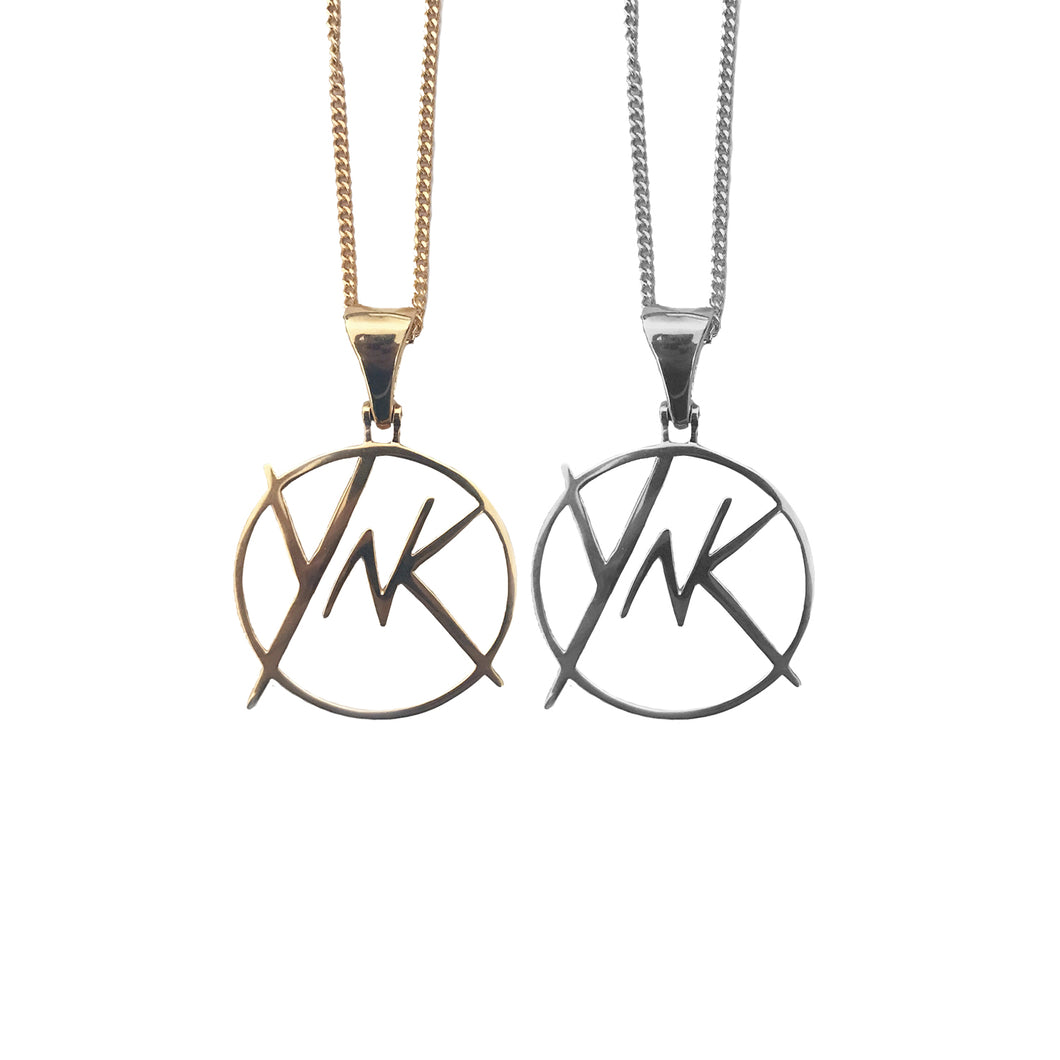 MIKE STUD X SHOPGLD YNK CHAINS