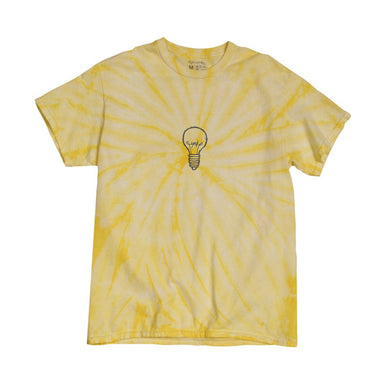 Tie Dye YNK Lightbulb T-Shirt