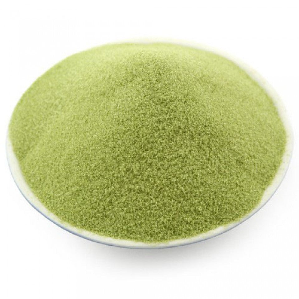 Powdered Vanilla Green Tea