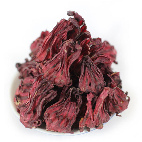Dried Roselle Flower (Hibiscus)