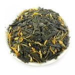 Peach Sencha Green