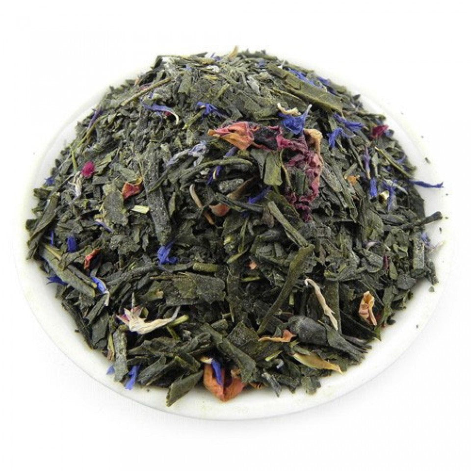 Honeydew Sencha Green