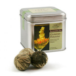 Glorious Paradise Blossoming Tea