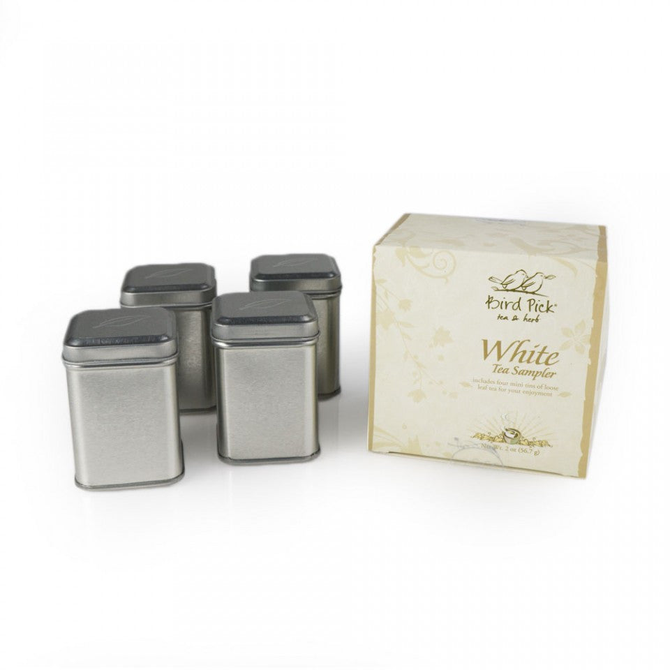 White Tea Sampler Set