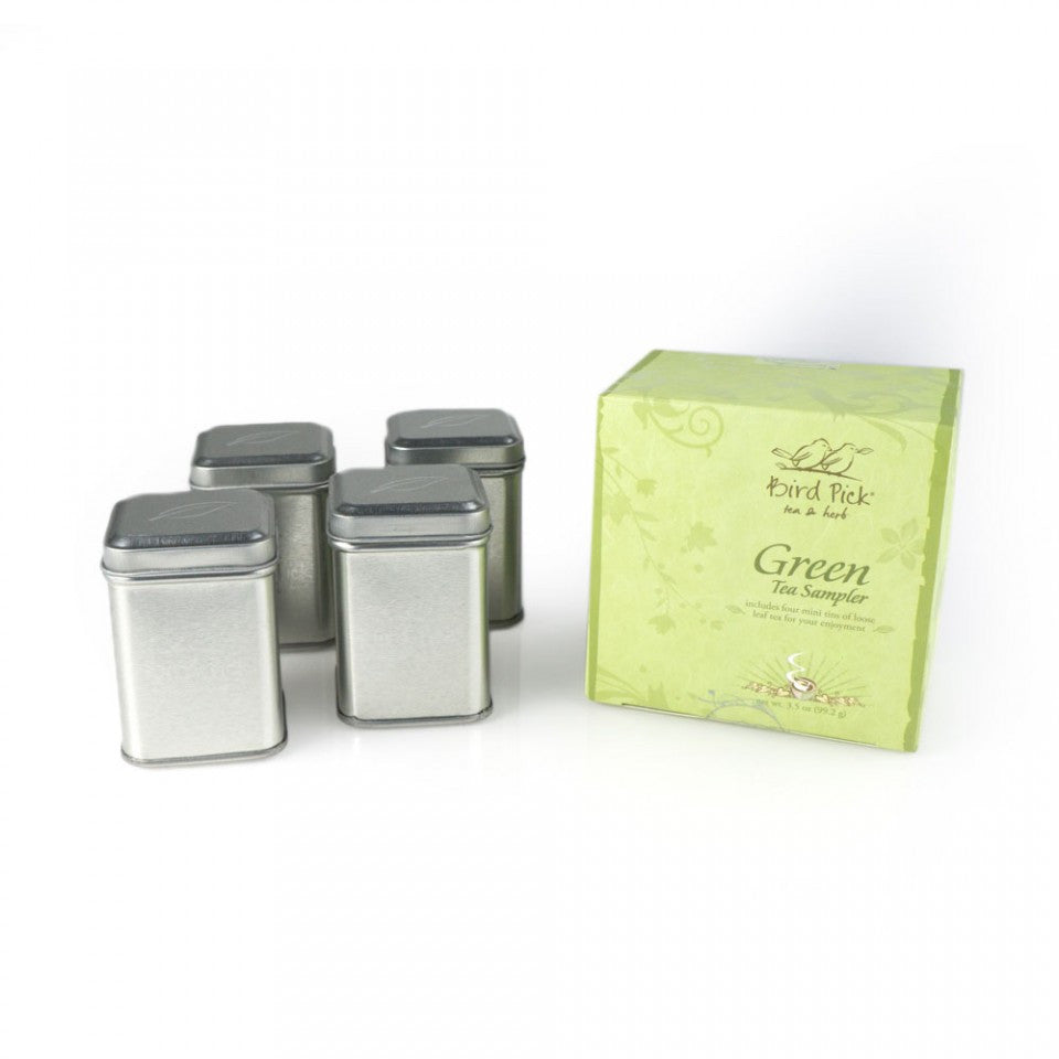 Green Tea Sampler Set