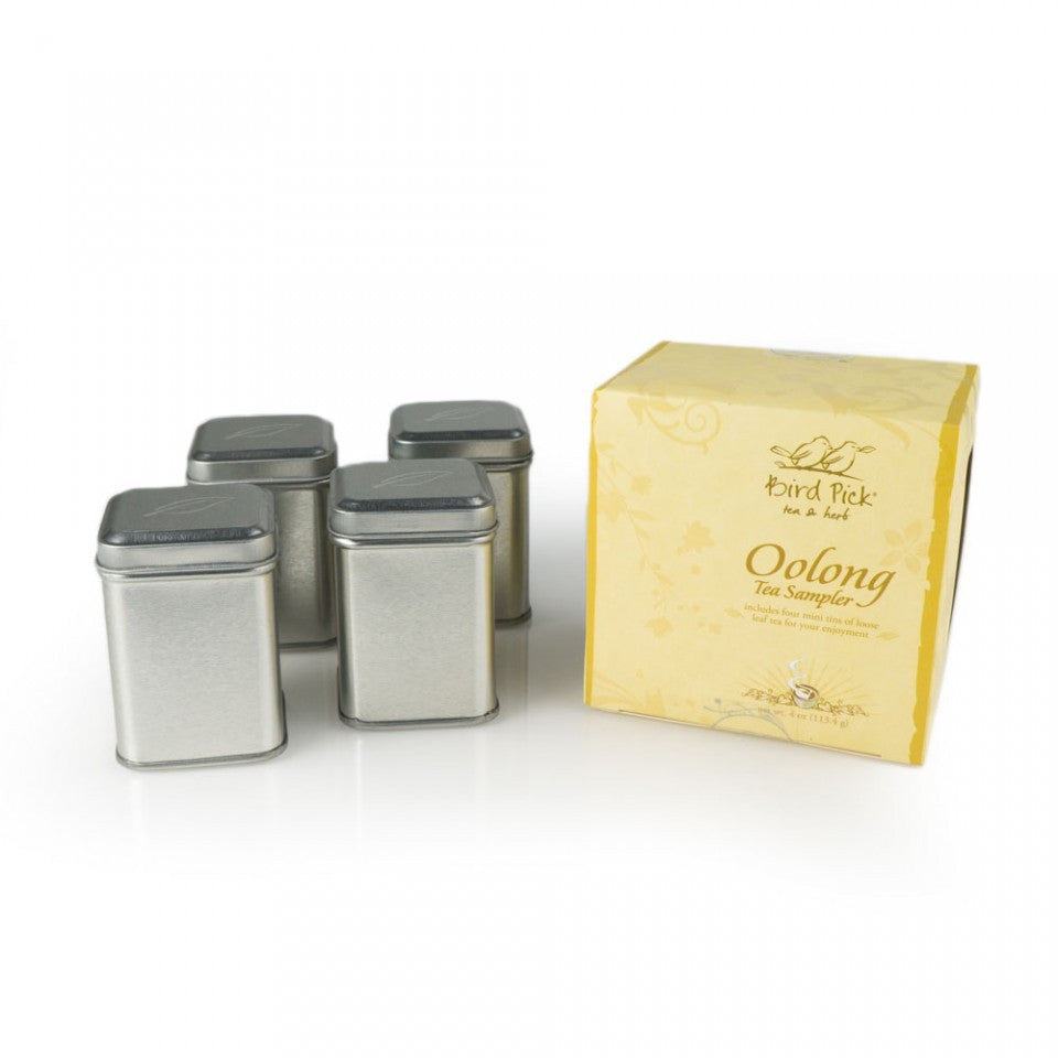 Oolong Tea Sampler Set
