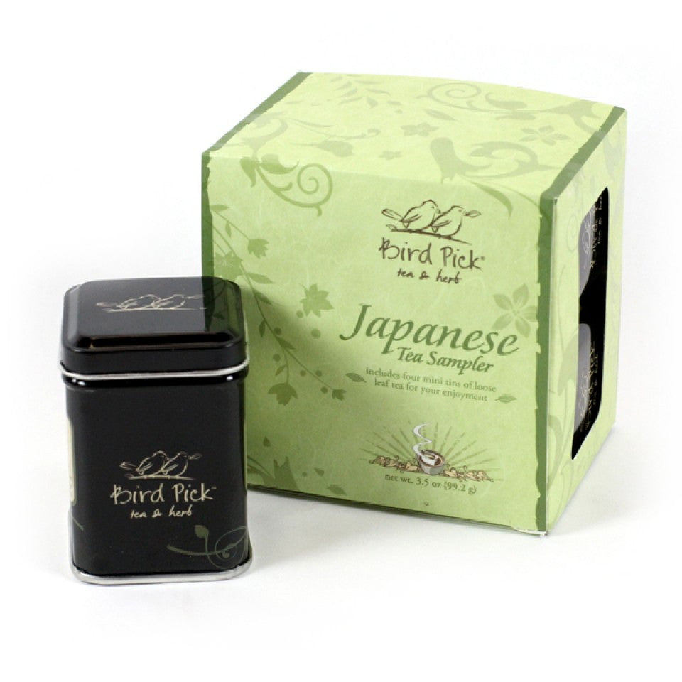 Japanese Tea Sampler Set