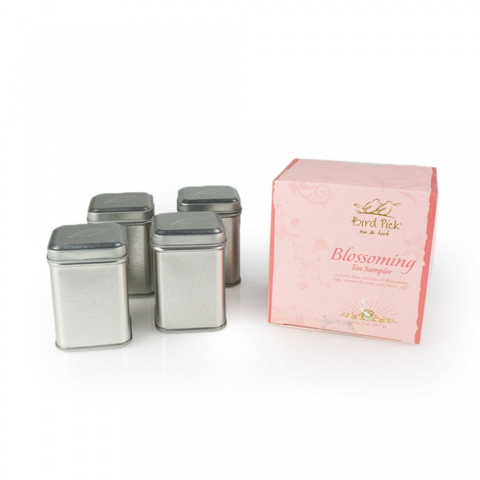 Blossoming Tea Sampler Set