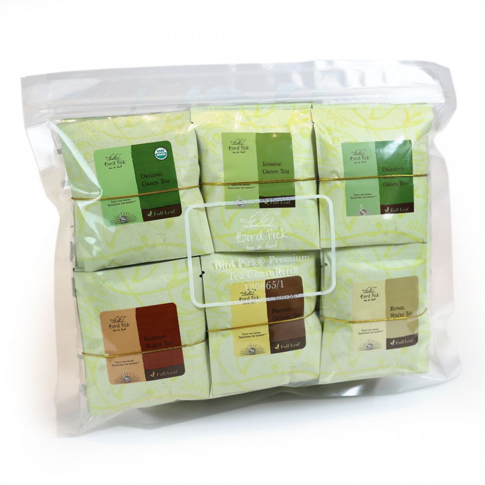 Bird Pick Premium Tea Chest Refill
