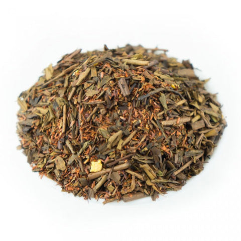 Caramel Ruby Green Tea Blend