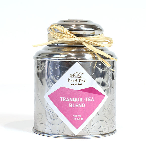 Tranquil-Tea Blend Signature Tin Collection