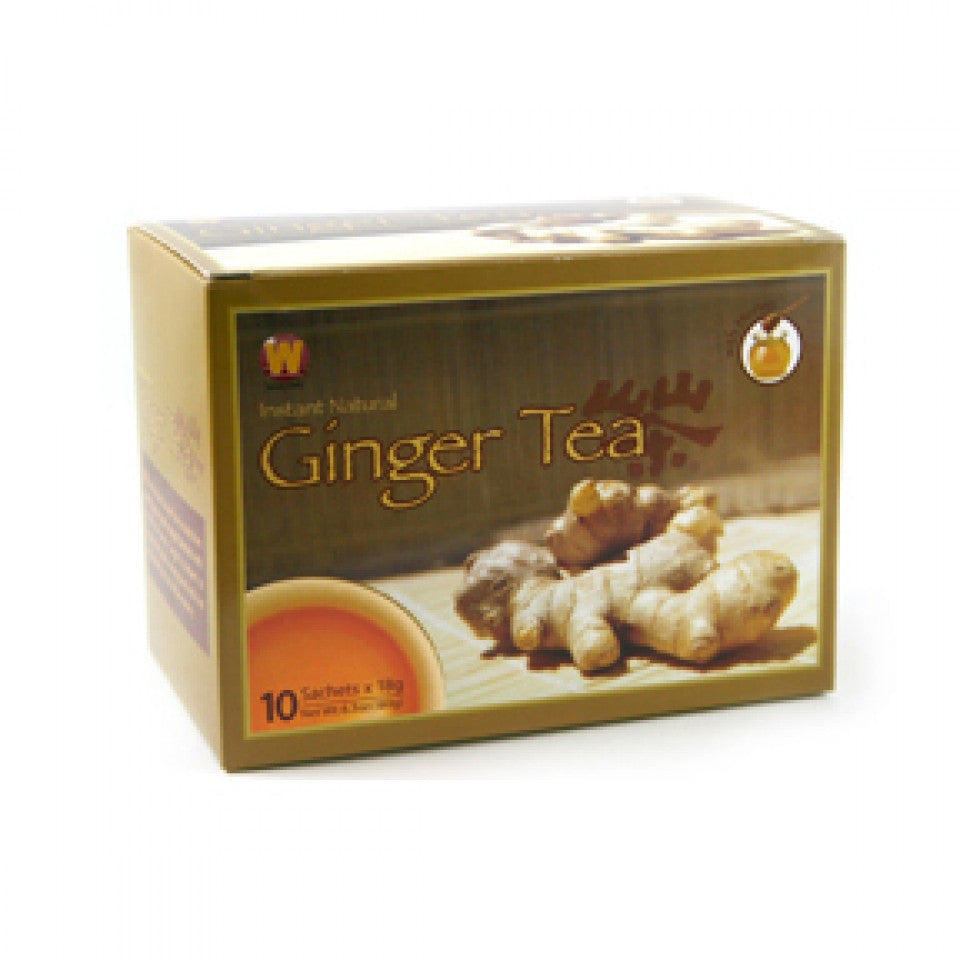 Instant Natural Ginger Tea Sachets