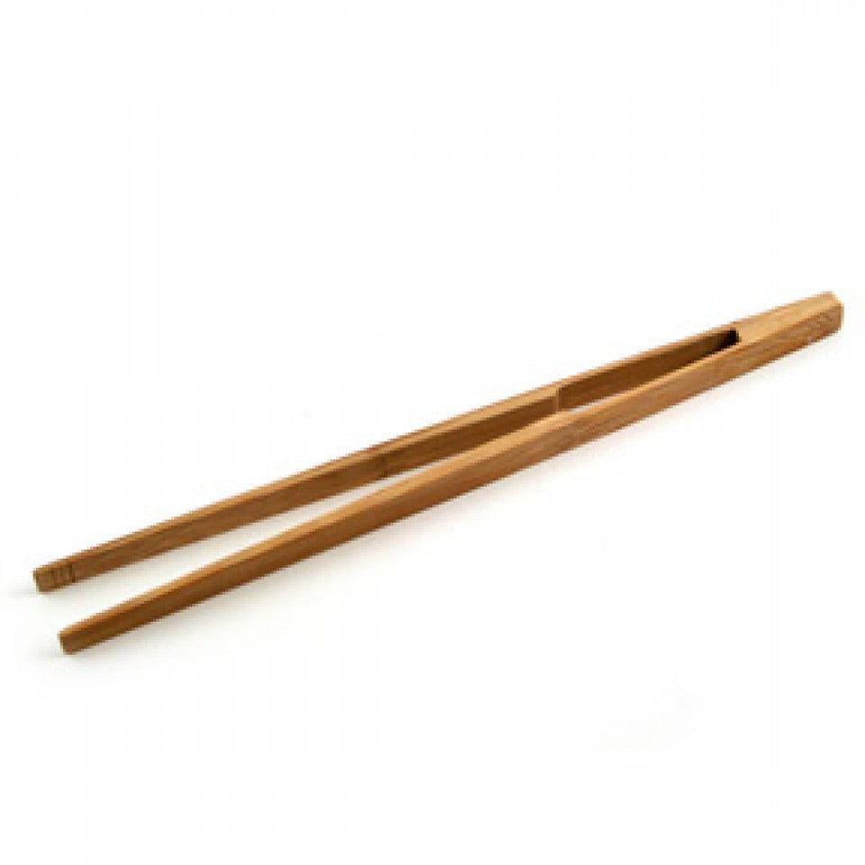 Simple Bamboo Tea Tong