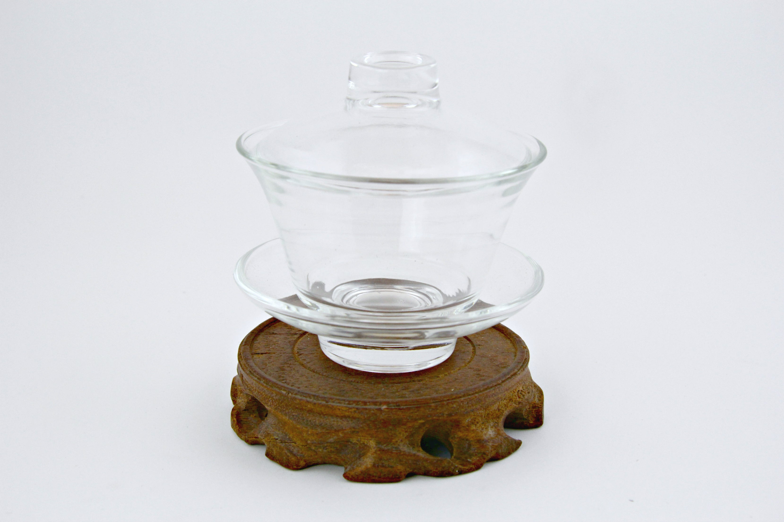 BP Ceremonial Glass Gaiwan