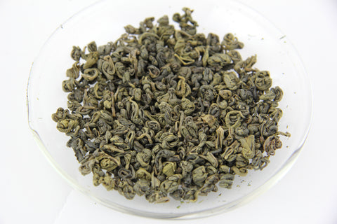 Organic Gunpowder Green
