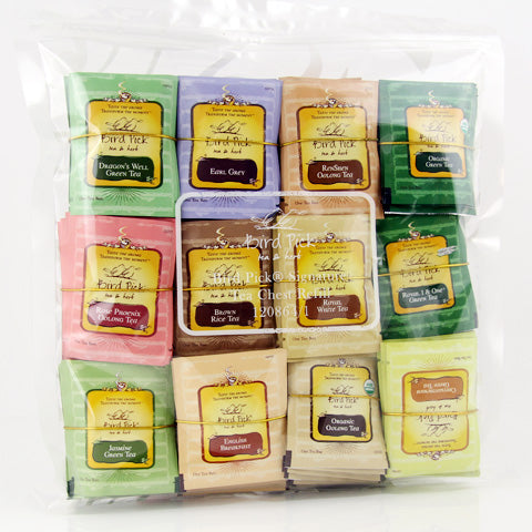 BP Signature Tea Bag Chest Refill 120 Tea Bags