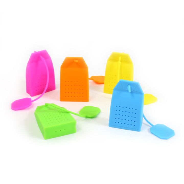 Tea Bag Silicone Strainer