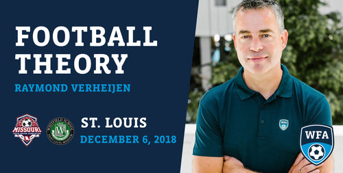 Football Theory with Raymond Verheijen, St Louis, Thursday December 6, 2018
