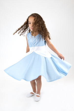 Cinderella Twirl Dress