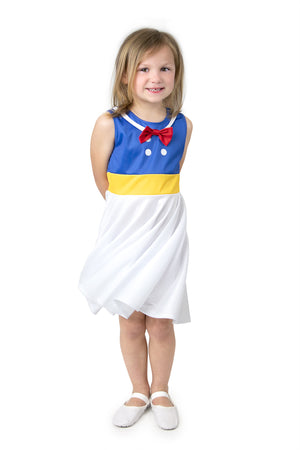 Sailor Twirl Dress