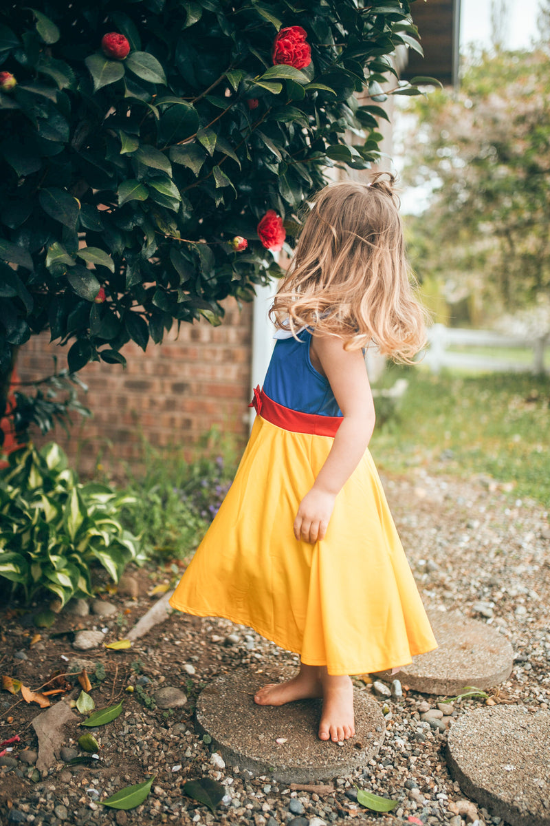 Snow White Twirl Dress