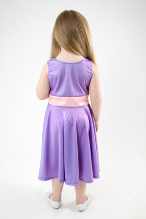 Rapunzel Twirl Dress
