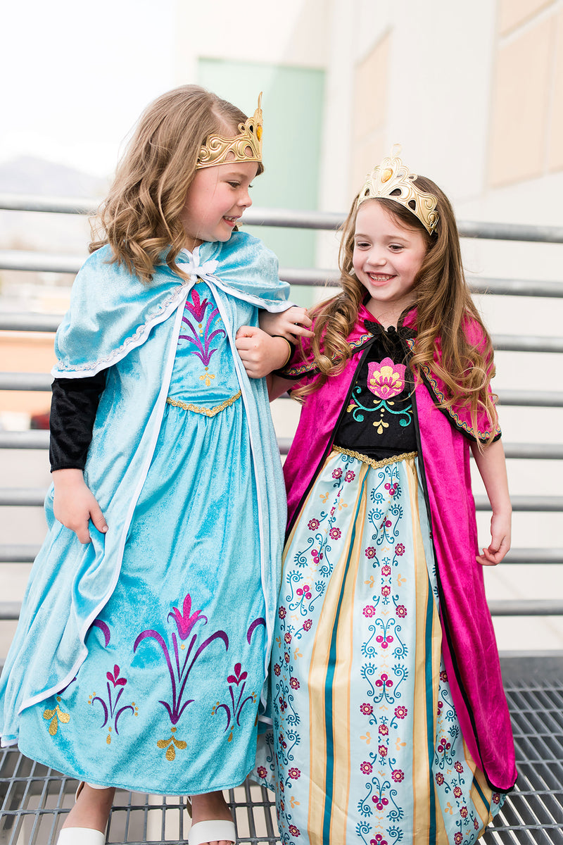 Alpine Princess Coronation Dress