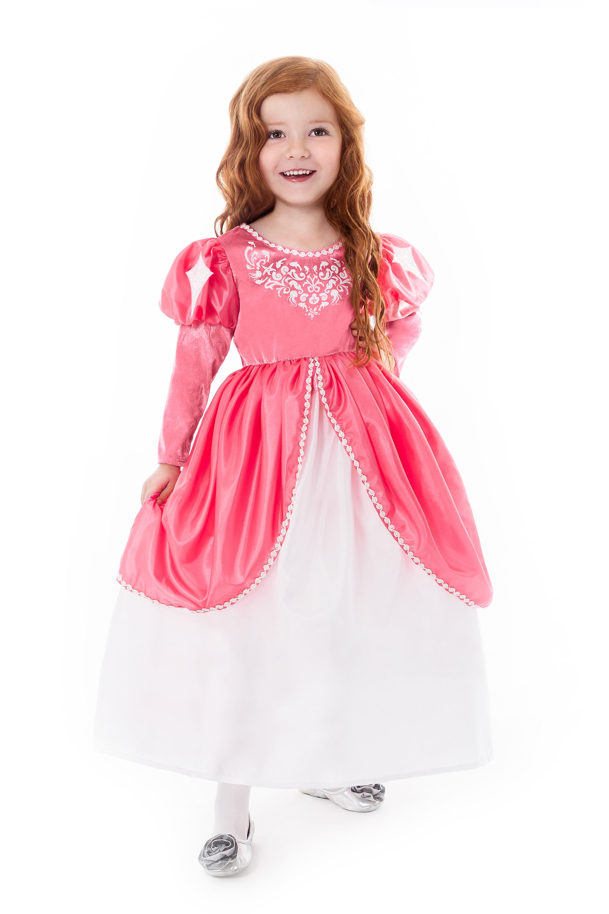 Little Adventures Mermaid Ball Gown Dress Up Costume