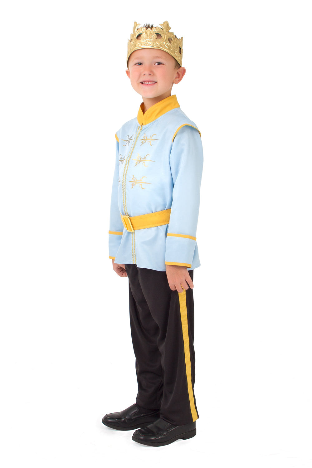 Prince charming costume for boys