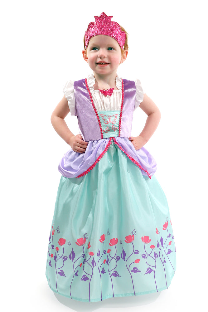 Princess Hallie with Soft Crown (Larger Sizes Available)