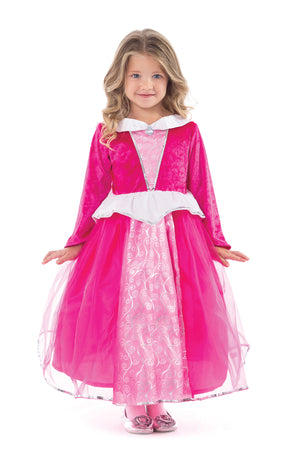 Deluxe Sleeping Beauty Hot Pink