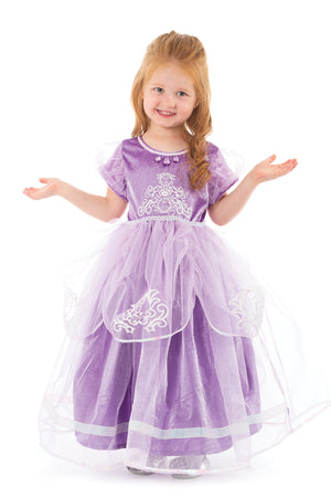 Deluxe Purple Amulet Princess