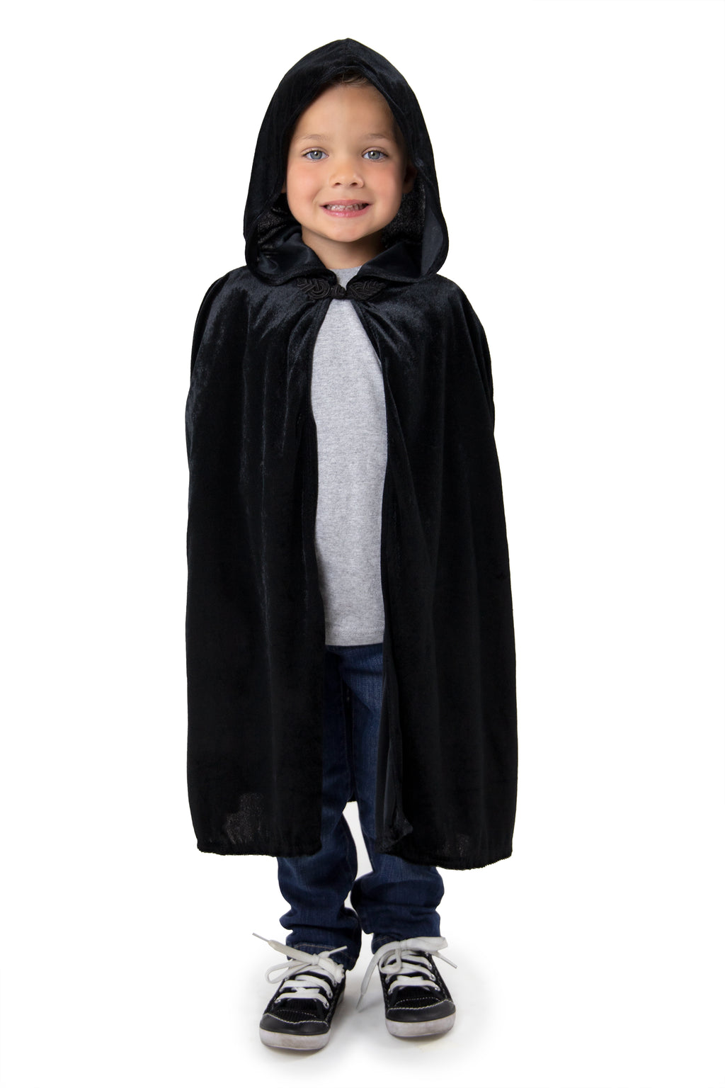 Child Cloak Black