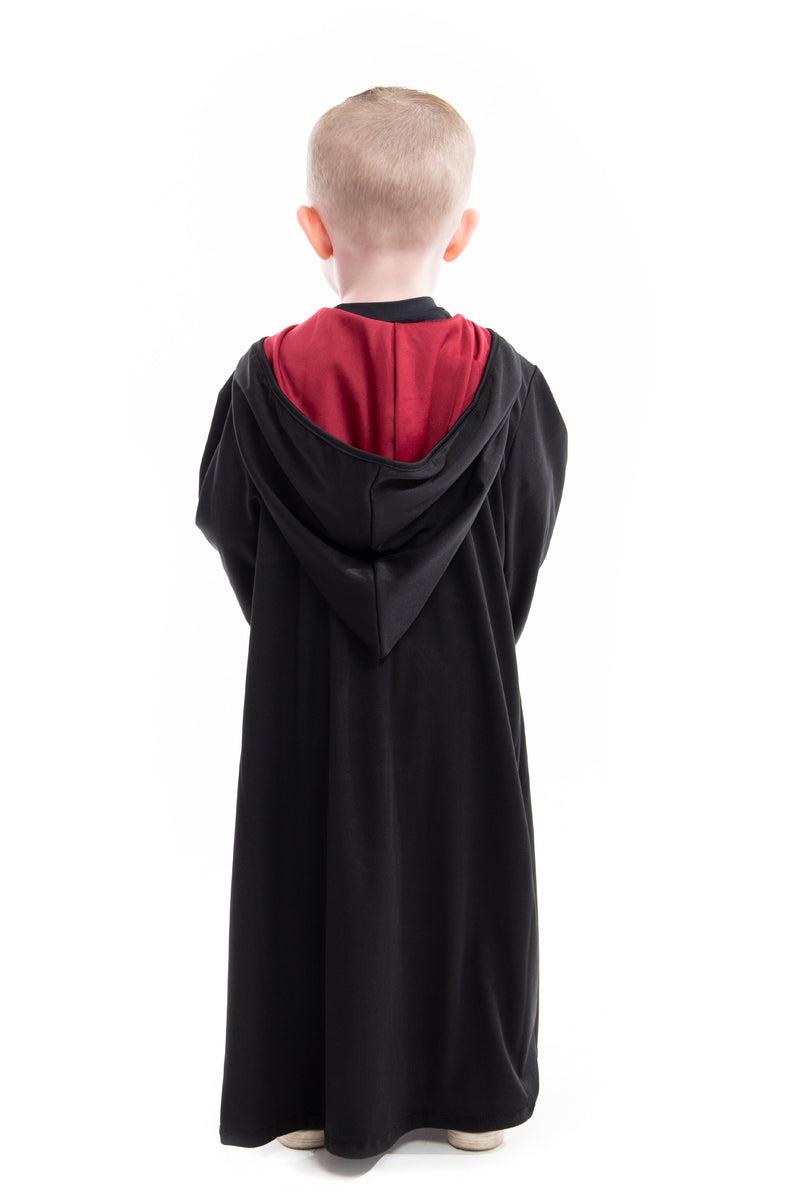 Hooded Wizard Robe