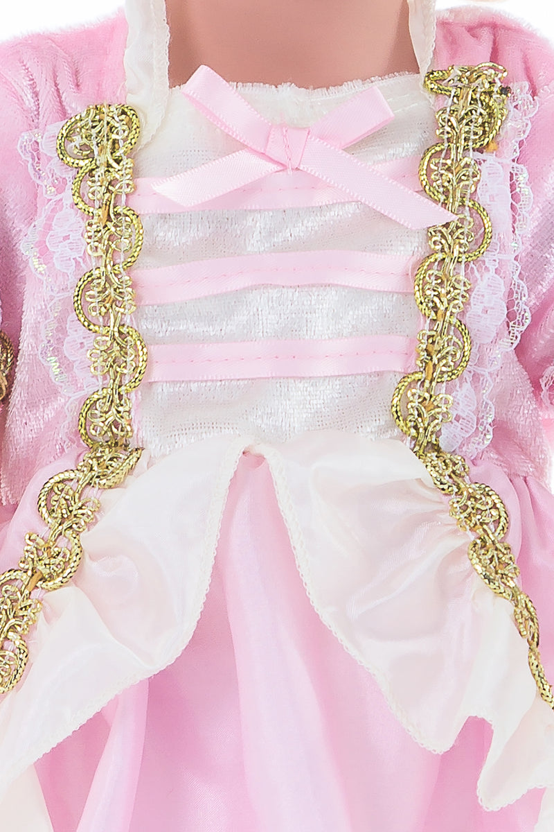 Doll Dress Pink Vintage Princess