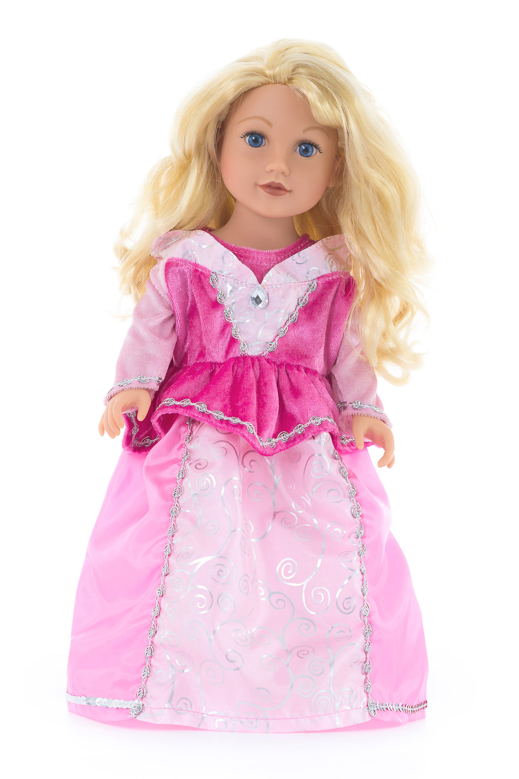 Doll Dress Sleeping Beauty