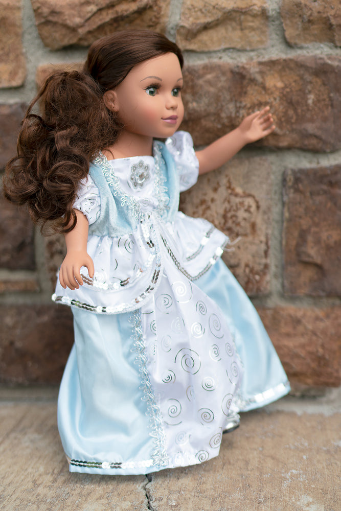 Load image into Gallery viewer, Doll Dress Cinderella