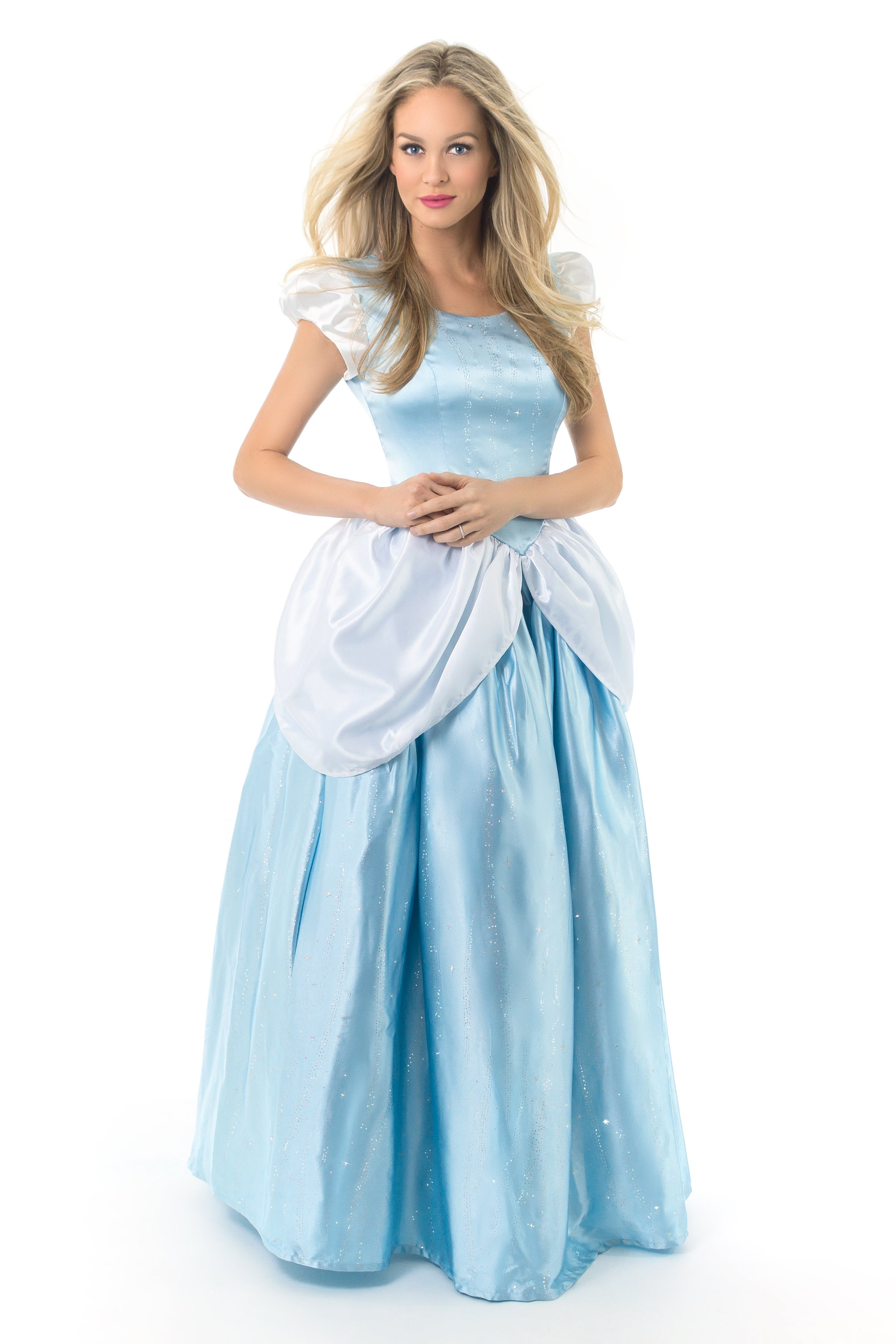Little Adventures Adult Cinderella Dress