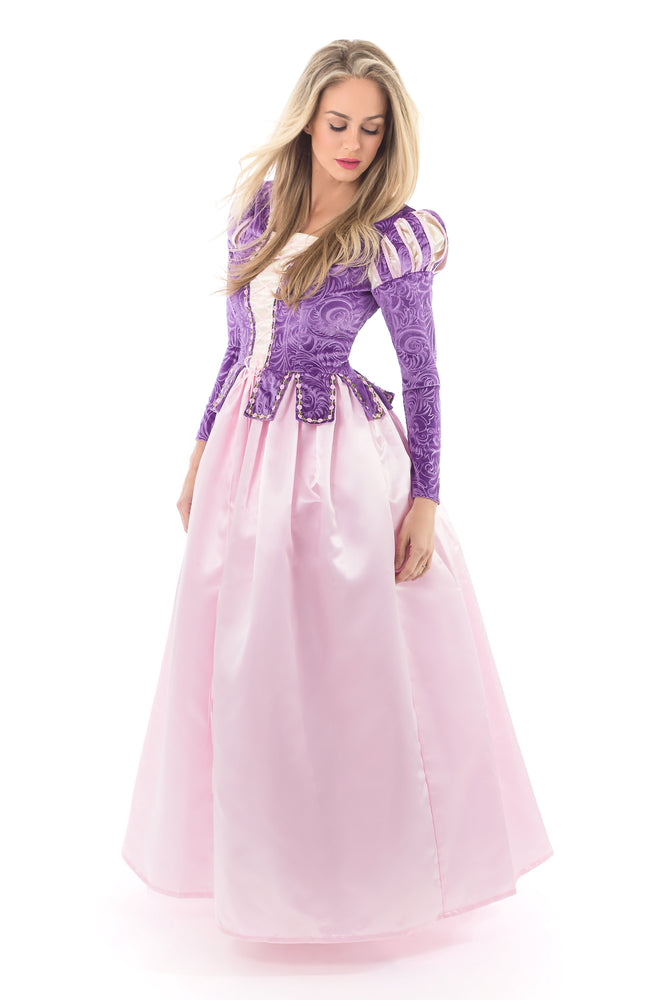 Adult Rapunzel Dress