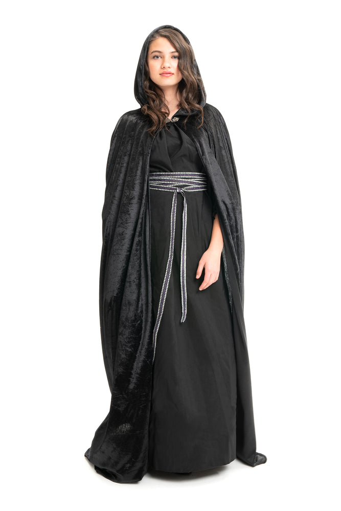 Load image into Gallery viewer, Adult Black Cloak