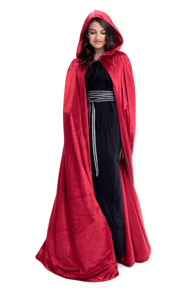 Adult Red Cloak