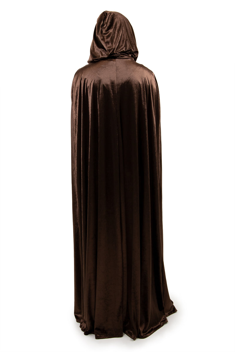 Adult Cloak Brown