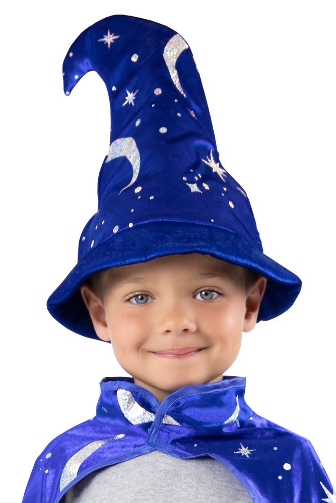 Wizard Hat Royal Blue